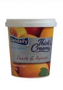 Yogurt( Peach & Apricot) 1kg