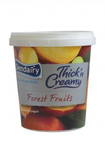 Yogurt( Vanilla Cream ) 1kg